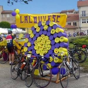 course-cycliste-ardechoise-animation-lalouvesc