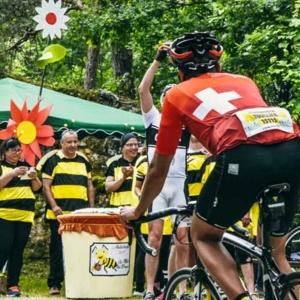 course-cycliste-ardechoise-animation-rochepaule